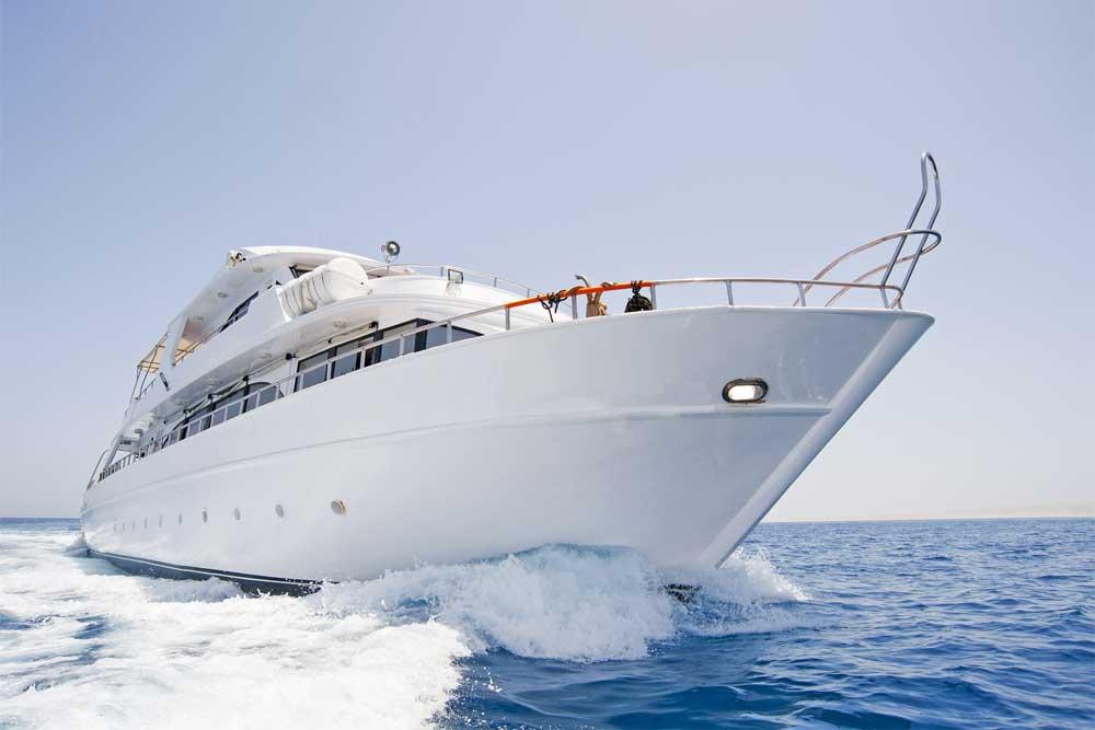 Cestovní pojištění na plavbu lodí